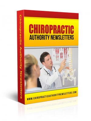Chiropractic Newsletters Cover